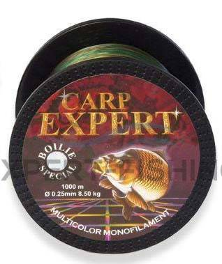 FIR CARP EXPERT MULTICOLOR  0.30mm 1000m