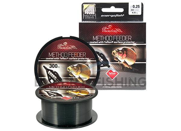 FIR CARP EXPERT METHOD FEEDER T 300m 0.25mm 8.35kg