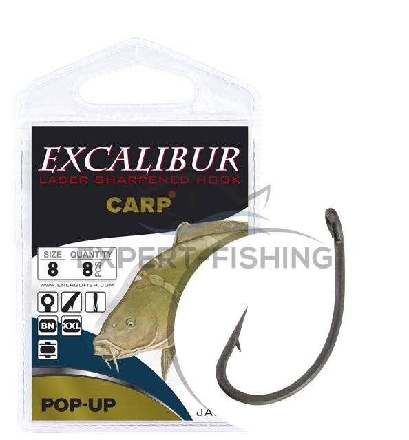 CARLIGE EXCALIBUR CARP POP-UP NR 2