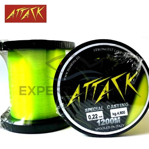 FIR MONO ATTACK SPECIAL CASTING  0.28mm 1200m 6.9kg