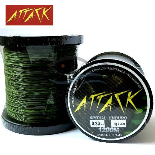FIR MONO ATTACK SPECIAL ENDURO 0.42mm 1200m 13.4kg
