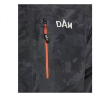COSTUM DAM CAMOVISION THERMOSUIT BLACK GREY MARIME XL